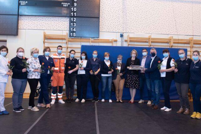 Predstavnici Grada Pule čestitali Međunarodni dan sestrinstva