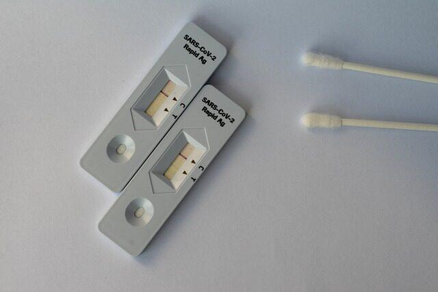 Testiranje na Covid-19, brzi antigenski test